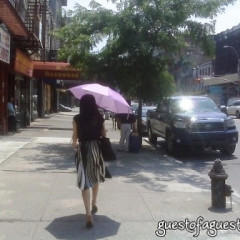 Umbrella As Suncare Device: Yes Or No?