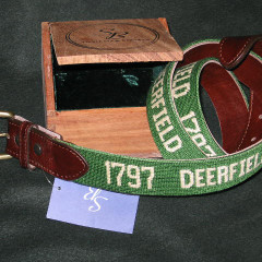 The Case For The Needlepoint Belt