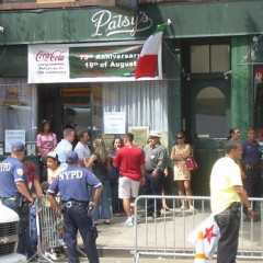 Patsy's 75th Anniversary Leaves Hundreds Of Unhappy Pie-Goers
