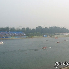 Olympic Rowing Center, Shunyi