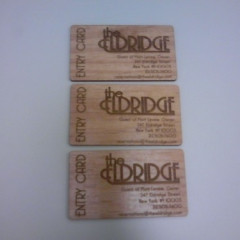 The Eldridge Cards Are Out!