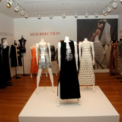 Resurrection: Avant-Garde Fashion Mixed With Contemporary Art, Christie's Style