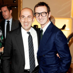 Cocktails For Children Celebrate At Roger Vivier