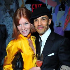 Annabel Vartanian And Carrie Cloud Celebrate With Their Favorite Boys