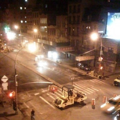 The Bowery Construction Project, Paving The Yellow Brick Road To Hipster Oz