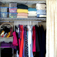 Jessica Schroeder's Closet Organization Tips