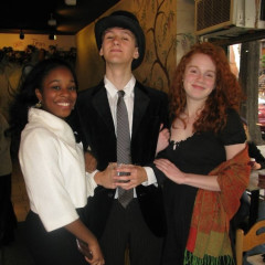 Daily Style Phile: Spotted: Dapper Dalton Students At Juliano's