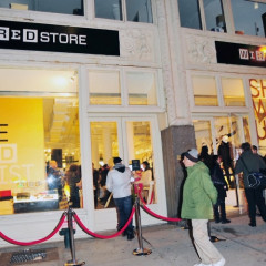 Wired Pop Up Store Opens, Julia Allison Nowhere To Be Found