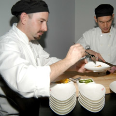 Gourmet Evening At Shang With Susur Lee