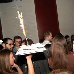 Christian Siriano's Surprise Birthday Bash: Being