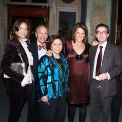 Antiques & Art At The Armory Hosts Gala Benefit For Yale Center for Dyslexia