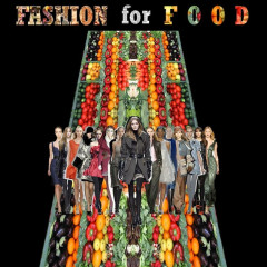 Food For Fashion By Malcolm Harris, Modern Day Santa Claus, Receives Biggest Grant For Food Bank Since 9/11