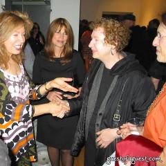 April Gornik At The Danese Gallery