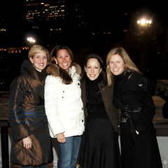 The Central Park Conservancy's Annual Skating Party At Wollman Rink