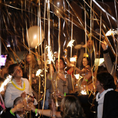 Merkato 55 Makes Atypical Night Appearance For New Year's Party