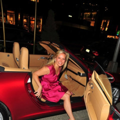 The East Side House Settlement's Preview Of The NYC Auto Show-Allows Guests To Drink In Stylish Porsche!