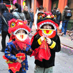 Chinese New Year of the Ox Parade