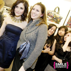 LeSportsac Is 35 Years Young; A Reason For Sophia Bush (And The Rest Of Us) To Celebrate During Recession