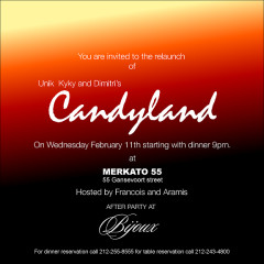 The Candyland Party Comes To Bijoux After A 6 Year Hiatus