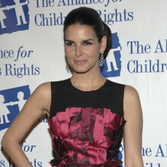Angie Harmon Gets Pretty In Pink To Honor HBO's Sue Naegle With The Alliance For Children's Rights
