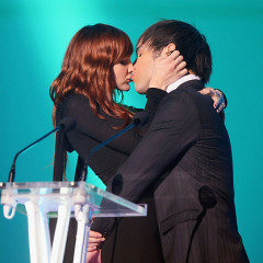 No Marriage Problems Here: Ashley Simpson And Pete Wentz Heat Up The MTV Australia Awards