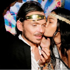 H&M Throws A Party Aboard The Majesty For Matthew Williamson: Models, Socialistas, A-Listers, And Sailors On Deck
