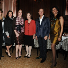 The Society Of Memorial Sloan Kettering Luncheon At The Oak Room