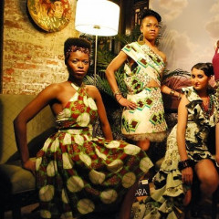 Sewing Hope Brings Top Designers Together To Support AIDS Widows In Uganda