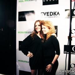 Christine Marchuska Stylishly Goes Green For Her First Eco-Fashion Show