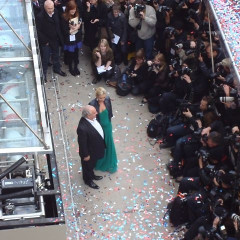 Kate Moss And Sir Phillip Make It Official: Topshop Open To Public!