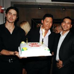 Jason Kim & Louis Sarmiento Celebrate Their 30th Birthday At Kiss 'N Fly