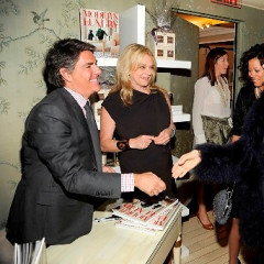 Modern And Luxurious With Richard Mishaan At Bergdorf's