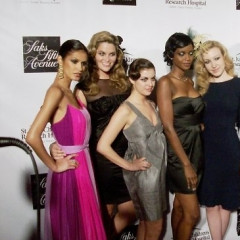 Design Cares Runway Fashion Show For St. Jude's