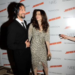 The Cinema Society Throws A Bash For Screening Of Rachel Weisz And Adrien Brody's Latest Film,