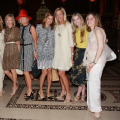Women's Health? Always In Style. Akris Hosts Fashion Show and Luncheon For The Weill Cornell Medical Center