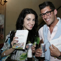 Jasmine Rosemberg And illy issimo Host Book Signing at Rizzoli