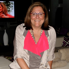 Fern Mallis's Private Viewing Of THE FASHION SHOW At The W Hotel