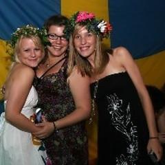 A Midsummer Night's Party With A Scandinavian Twist