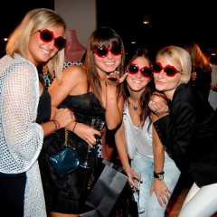 The Webster Miami Grand Opening With Guest Of Honor Solange Azagury-Partridge
