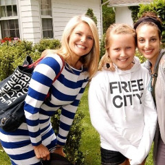 Mommy & Me Fashion Show In East Hampton