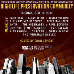 Introducing The NYC Nightlife Preservation Community: Set To Save The Industry