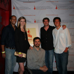 Christopher Reeve Foundation Hosts Benefit Concert At Le Poisson Rouge