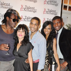 Bravo Stars Party All Night Long At Talent Xchange Fashion Show