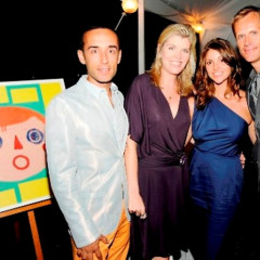Vanity Fair & Calvin Klein Collection Host ACRIA's Annual Cocktails At Sunset Soiree