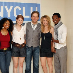 Broadway Stars Unite For NYCLU Youth Program Benefit Concert