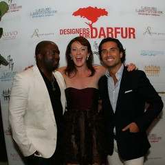 Designers For Darfur Co-Host Justine McCarthy's Birthday Soiree