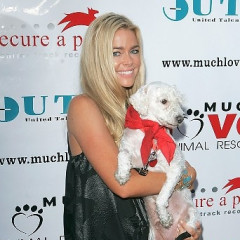Celebrities Show Puppy-Love For Animals In Need