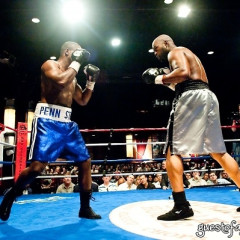 Local Boxer Is Heavyweight Champ In The Making