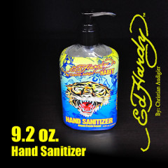 The Best Guests Come Bearing Gifts...Ed Hardy Hand Sanitizer