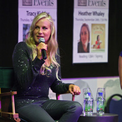 Daryl Hannah And Hilary Shepard Love Playing Games